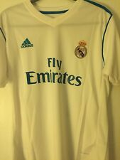 0017ede9596 item 1 New 2017  18 Real Madrid Home Cristiano Ronaldo Soccer Jersey  football Shirt XL -New 2017  18 Real Madrid Home Cristiano Ronaldo Soccer  Jersey ...