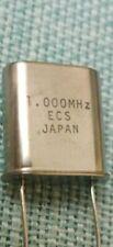 Crystal Oscillator Ecs 1000mhz Japan