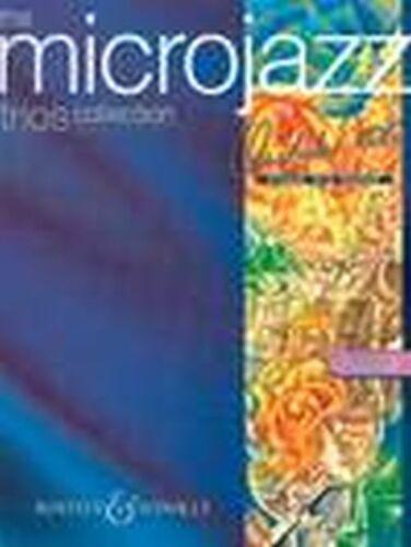 /% Norton The Microjazz Trios Collection KLAVIER Noten 6händig 979-0-060-11059-7