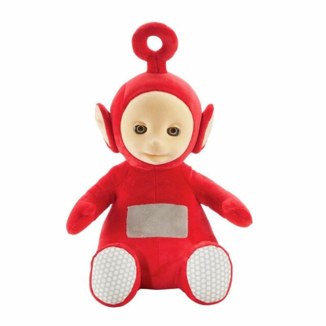 74bd3c140fd Teletubbies 16 Inch Giant Talking PO Giggle and Say Signature Phrases Just  Like for sale online