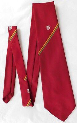 Cerca Voli Sindacato Cravatta Vintage 1970s 1980s T&g Tgwu Trasporti E Dell'unione Generale Dei Lavoratori-mostra Il Titolo Originale