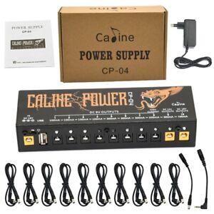 CALINE-Cp-04-Alimentation-pour-PeDale-de-Guitare-10-Puissance-de-Sortie-Isole-T2