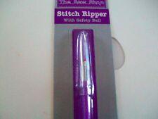 Small Seam Rippers | Sewing | Stich Unpicker | Haberdashery | Unpicker £1.75