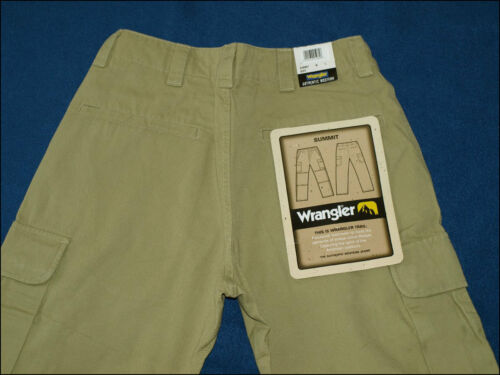 "Bnwt Men/'s Authentic Wrangler Cargo Combat Jeans W32/"" L32/"""