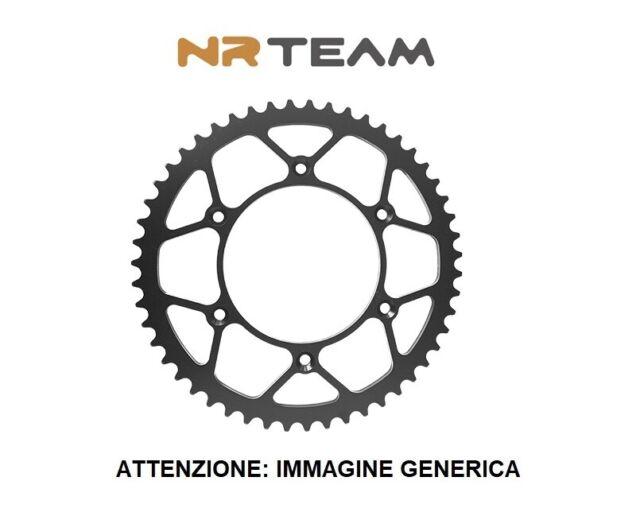 Nrteam Piñon Acero 49 Dientes Negro Yamaha YZ 250 1999-2019