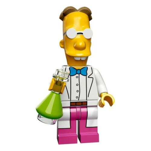 LEGO 71009 Professor Frink Simpsons Series 2 Collectible Minifigure NEW /& SEALED