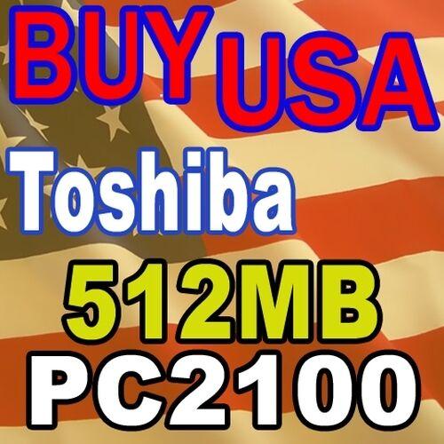 512MB Toshiba Satellite A15-S1292 A15-S157 MEMORY RAM