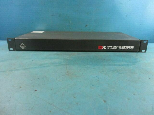 Pelco DX8100 IP Hybrid Video Recorder Pentium 4 3.4 GHz 512 MB 1TB HD 16 Ch DVDR