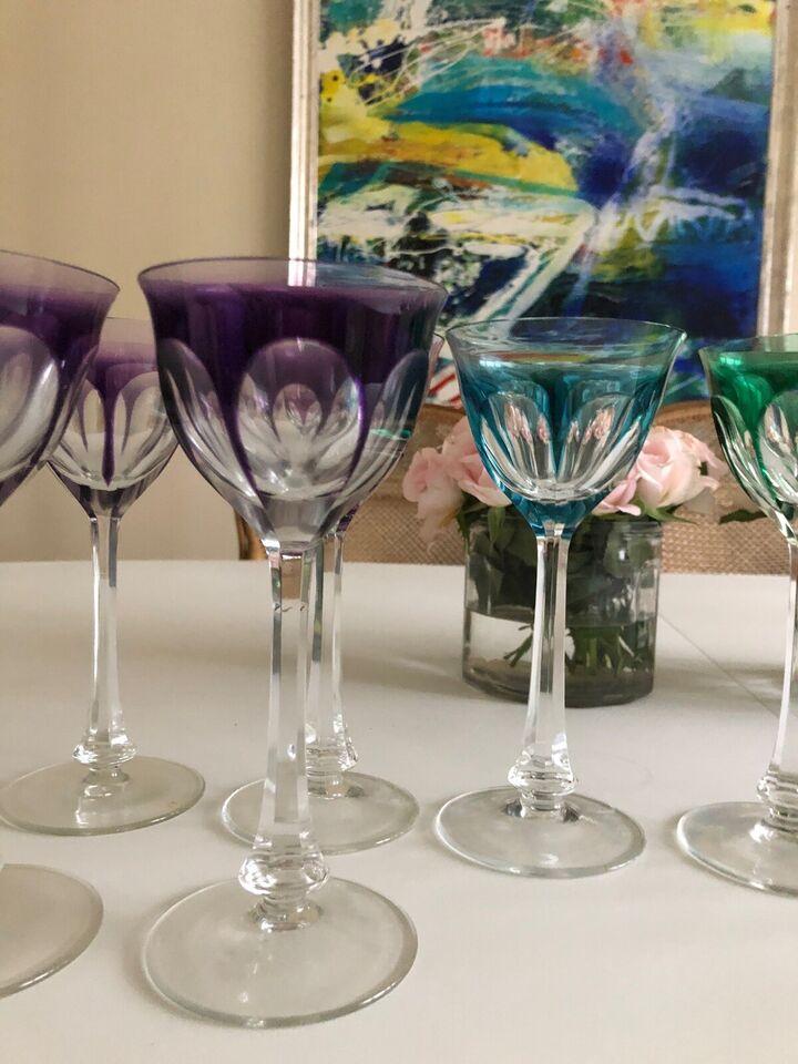 Glas, Glas, vinglas