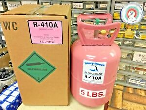 Details about R410a, Refrigerant, 5 lb  Can, 410a, Best Value On eBay,  Check & Charge-It Gauge