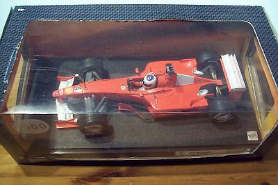 1/18 Rubens Barrichello Ferrari F2000 2000-mostra Il Titolo Originale