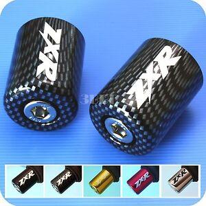 Z10 Racing Kawasaki Ninja ZX ZZR 600 636 750 900 Z 1000 ZRX 1100 1200 Bar End Weights