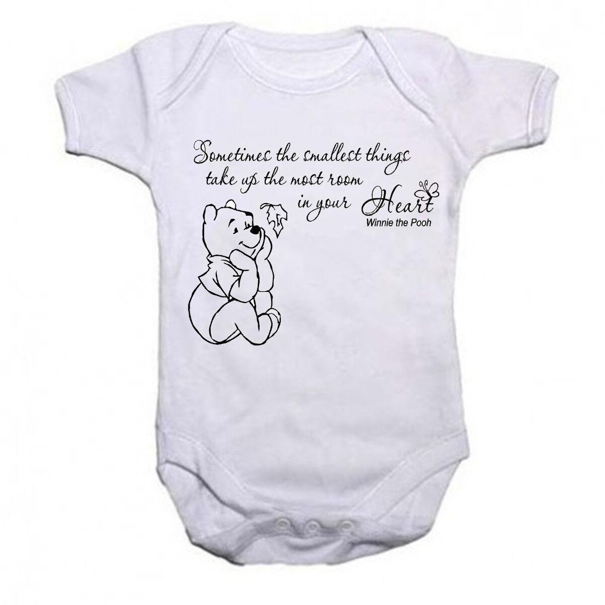 בגד גוף קצר לתינוק פו הדוב