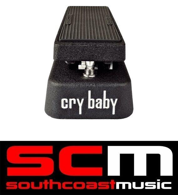 Jim Dunlop Clyde McCoy Cry Baby Wah Wah CM95 Guitar FX Pedal CM95 WahWah New