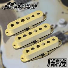 American Vintage Model 1969 Fender® Stratocaster® Replacement Pickup Set