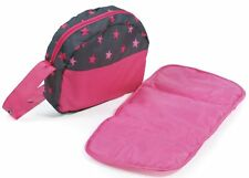 Bayer Chic 2000 853 25 Doll Changing Bag Purple