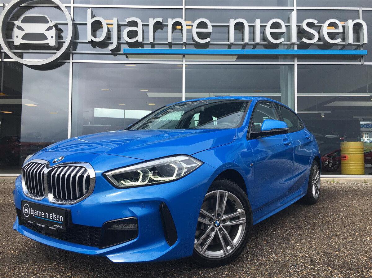 BMW 120d Billede 1