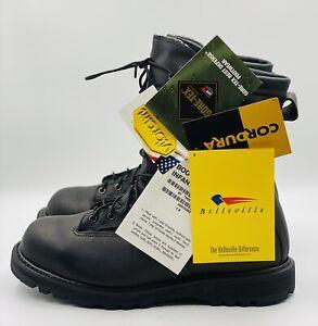 Belleville GICB Gore-Tex Combat Military Black ICB Boots Vibram Men's 11 W USA