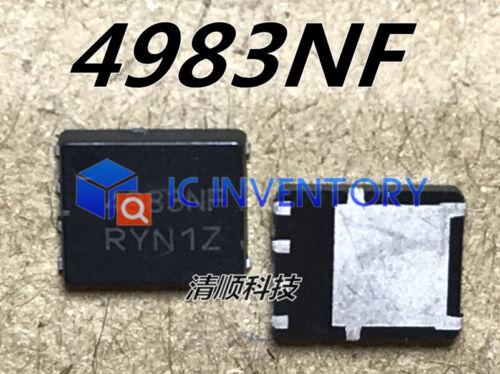 5PCS NTMFS4983NFT1G 4983NF Power MOSFET 30 V 106 A Single N−Channel QFN