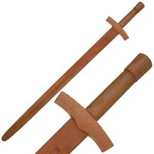 38-034-MARTIAL-ARTS-HARDWOOD-TAI-CHI-JUNG-FU-TRAINING-PRACTICE-SWORD-Asian-Chinese