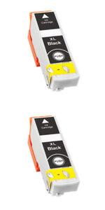 2 Noir Utiliser Des Encres Xl Pour Xp-530 Xp-540 Xp-630 Xp-635 Xp-640 Xp-645 Xp-830 Xp-900-afficher Le Titre D'origine
