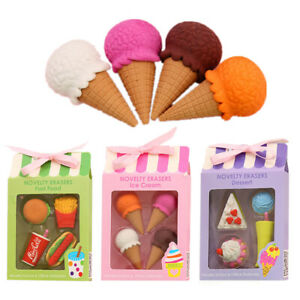 Funny-Cute-Ice-Cream-Pencil-Eraser-Rubber-Novelty-Toy-For-School-Children-Kids