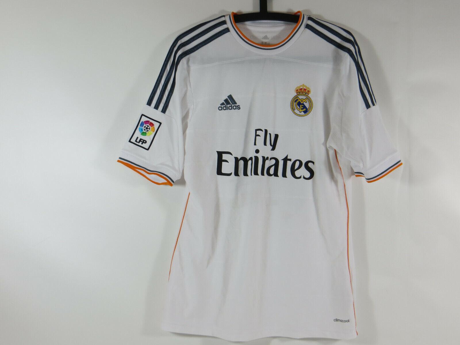 Real Madrid Trikot Größe M Adidas Jersey Maillot 10 ÖZIL Fly Emirates