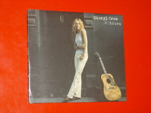 SHERYL-CROW-DETOURS-CD-DIGIPACK-14-TRK-NEW-SEALED-2008-A-amp-M-RECORDS-SIGILLATO