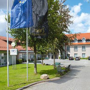 Harz-Urlaub-4-Victor-039-s-Residenz-Hotel-Teistungenburg-Gutschein-2UF-2P-Reise