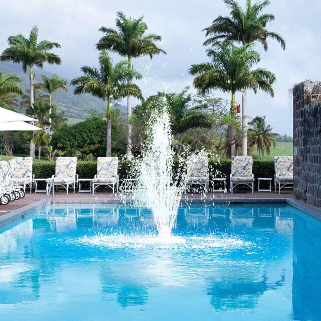 Swimline Kaleidoscope Swimming Pool Cascade Waterfall Fountain LED Lights  Adjust