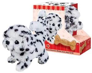 Electronic Barking Puppy Robotics Walking Pet Dog Toy Gift for Kids Boys Girls