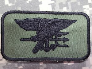 U-S-NAVY-SEALS-SPECIAL-WARFARE-MORALE-NAMETAG-KLETT-PATCH-OLIV