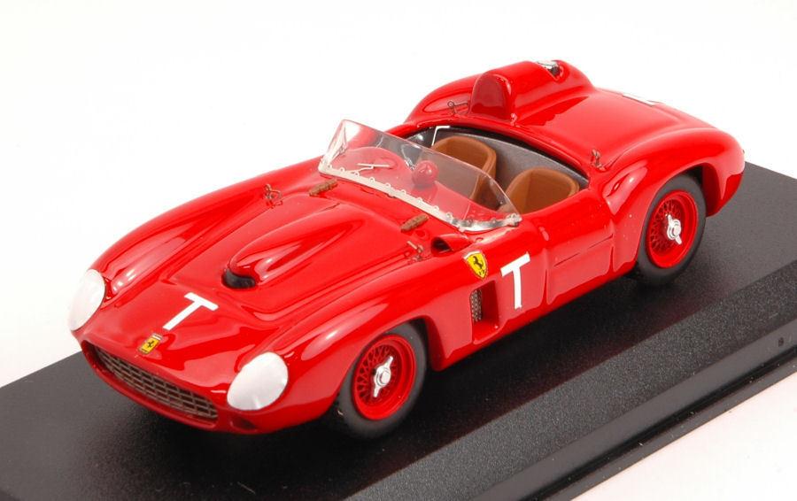 Ferrari 290 S 'T' Targa Florio test 1958 L. Musso 1 43 Model 0348 Type Model