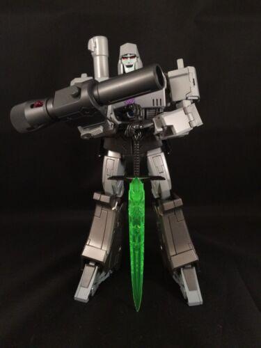 Transformers Masterpiece épée de jugement Optimus Prime Challenger