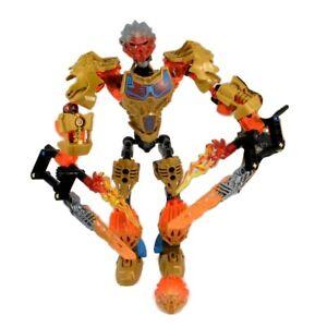 LEGO-Bionicle-Tahu-Uniter-of-Fire-Set-71308-Complete-No-Instructions-No-Box