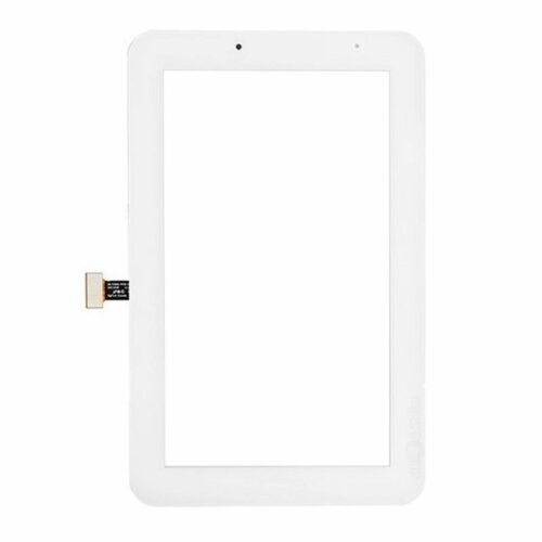 Touch Screen Digitizer Glass Lens For Samsung Galaxy Tab 2 7 P3110 P3113 White