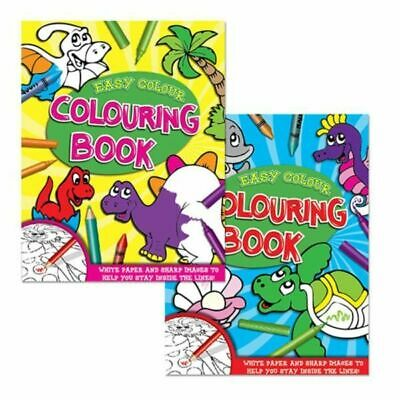 Superior Colouring Book 96 Pages Childrens Superior Easy Color Coloring Book 5013922068404 Ebay