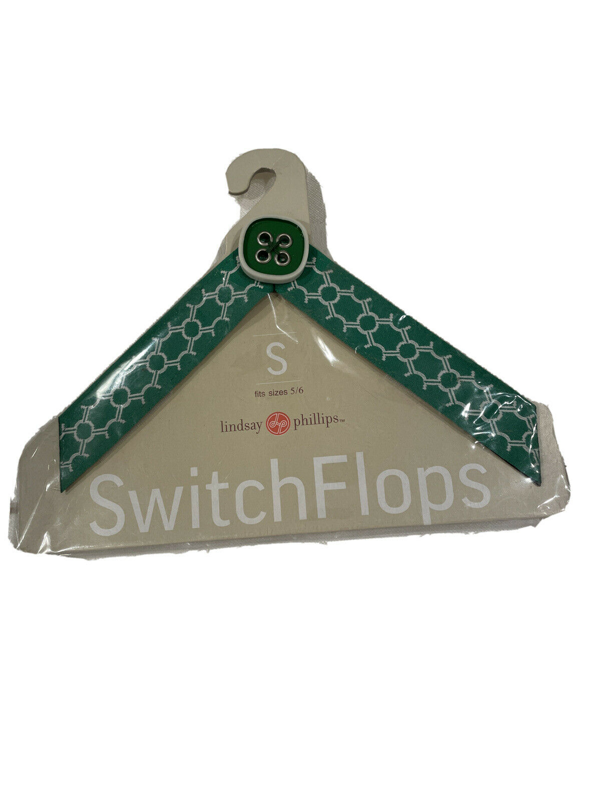 Lindsay Phillips Switchflops Straps Fran Small (5/6) NEW WITHOUT TAGS