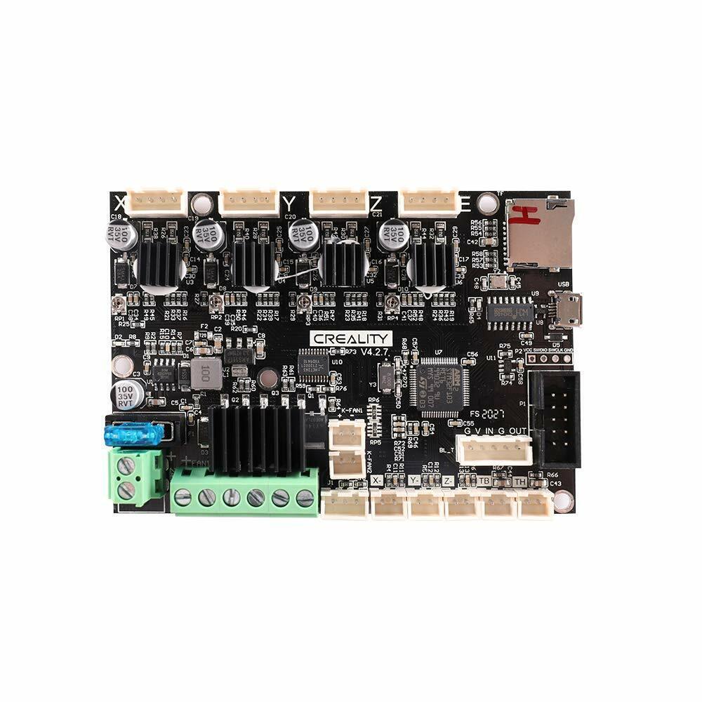 Creality Ender 3 V2 V4.2.7 Silent Motherboard 32 Bit Mainboard with TMC 2225 Dri