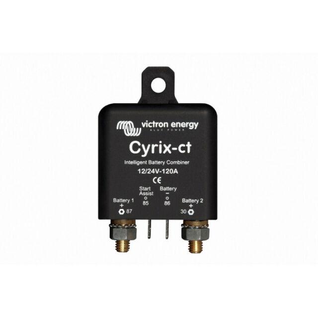 Coupleur de batterie Victron Cyrix-CT 12/24V-120A CYR010120011R