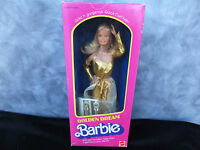 Golden Dream Barbie Vintage Quick Curl 1980