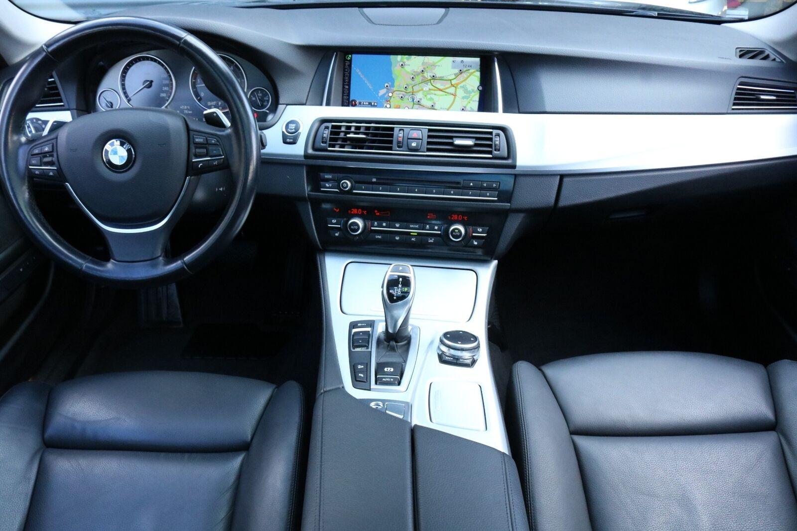 BMW 530d Touring Luxury Line xDrive aut