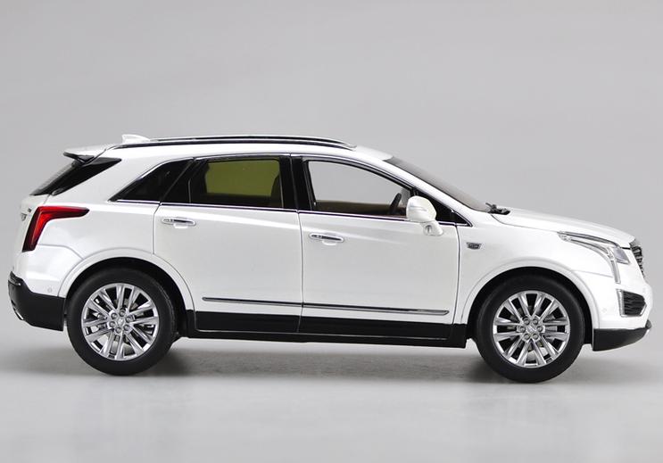 1   18 gmac saic hersteller, weißen cadillac xt5 alu - auto - modell