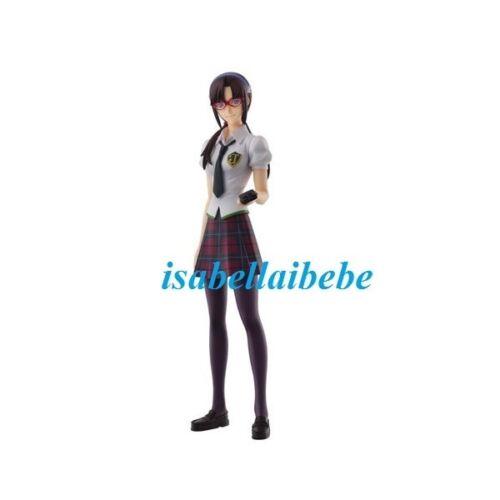 Bandai Neon Genesis Evangelion EVA PORTRAITS Q PVC Figure Rei Asuka Mari Kaworu