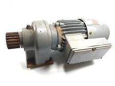 Getriebemotor  mit bremsmotor 01-71l-4 BRE 0,37 KW 1380-72  U/min----262