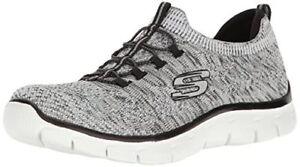 Skechers-Sport-Womens-Empire-Sharp-Thinking-Fashion-Sneaker-Select-SZ-Color