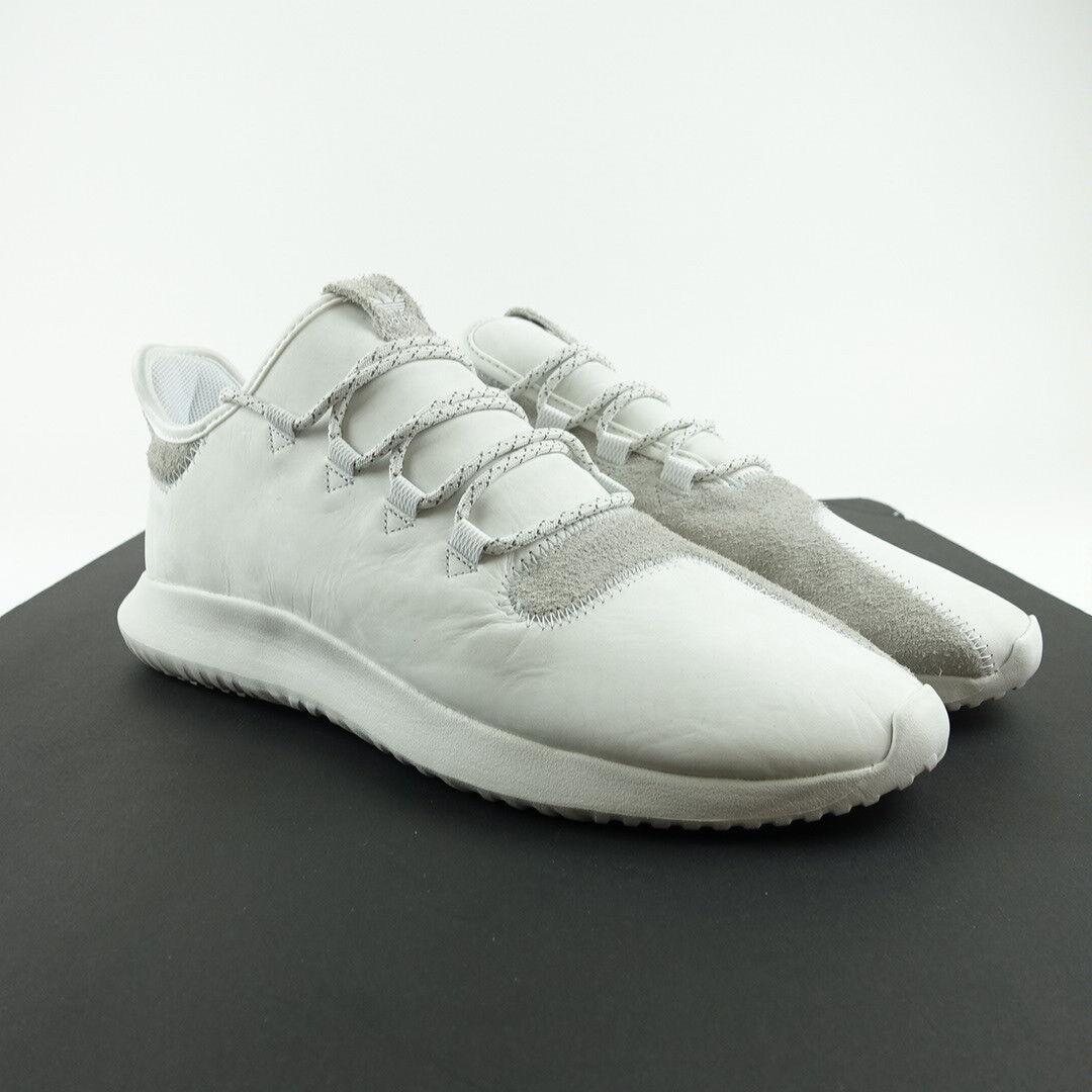 Adidas Men's shoes Size 13 Tubular Shadow Fashion Sneakers White BB8821