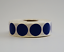 """3//4/"""" Circle Royal Blue Round Inventory Warehouse Dot Labels Color Code 1000//Roll"""