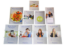 Weight Watchers Mein Starter Plan-KOMPLETT Guide Sattmacher Liste ProPoints 2015