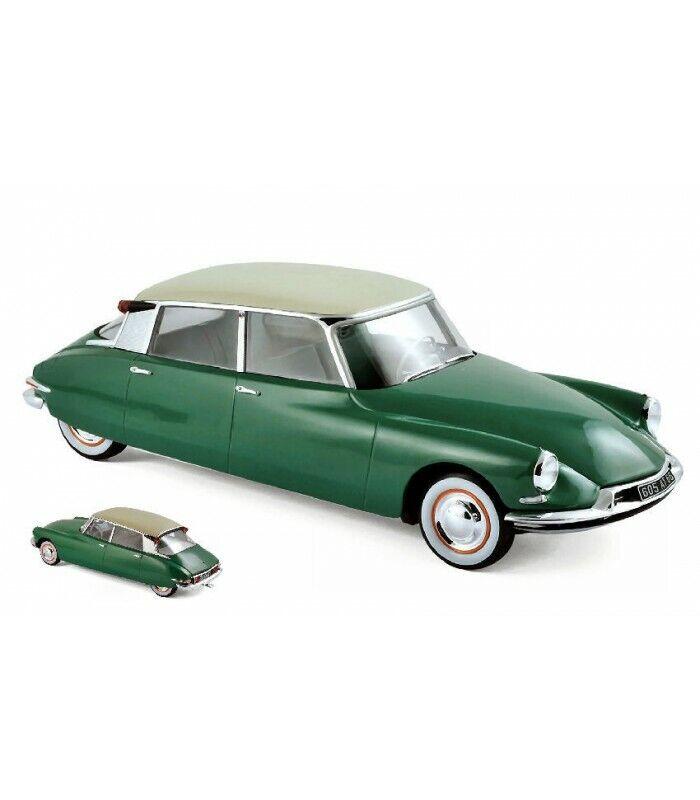Sito ufficiale CITROEN DS 19 1956 verde CHAMPAGNE CHAMPAGNE CHAMPAGNE 1 18  Miglior prezzo